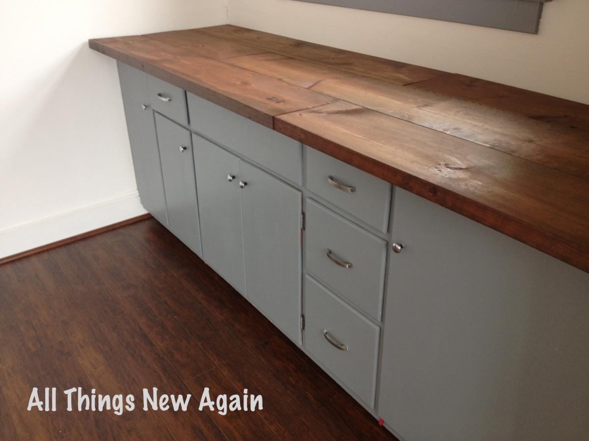 Sneak Peek Diy Kitchen Renovation All Things New Again