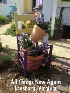 potting chair