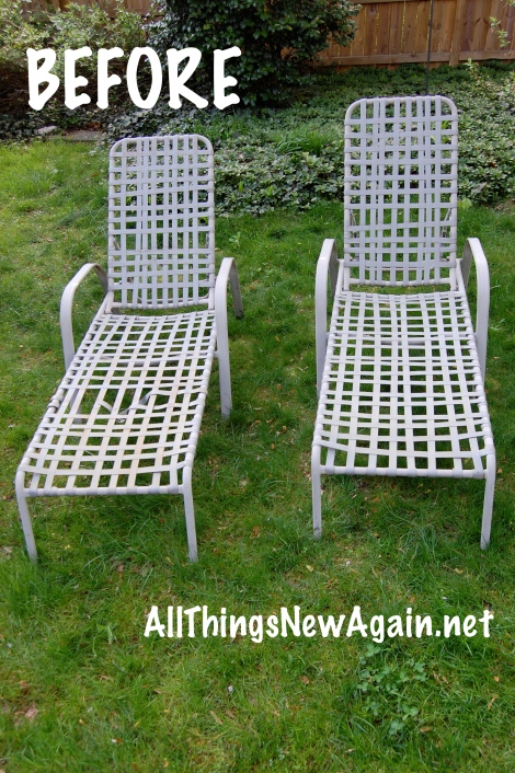 Outdoor Seating | Outdoor Furniture | Patio Furniture Makeover | DIY | Deck Furniture