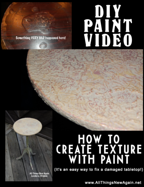 How to Create Texture with Paint
