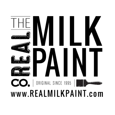 REAL MILK PAINT New Logo