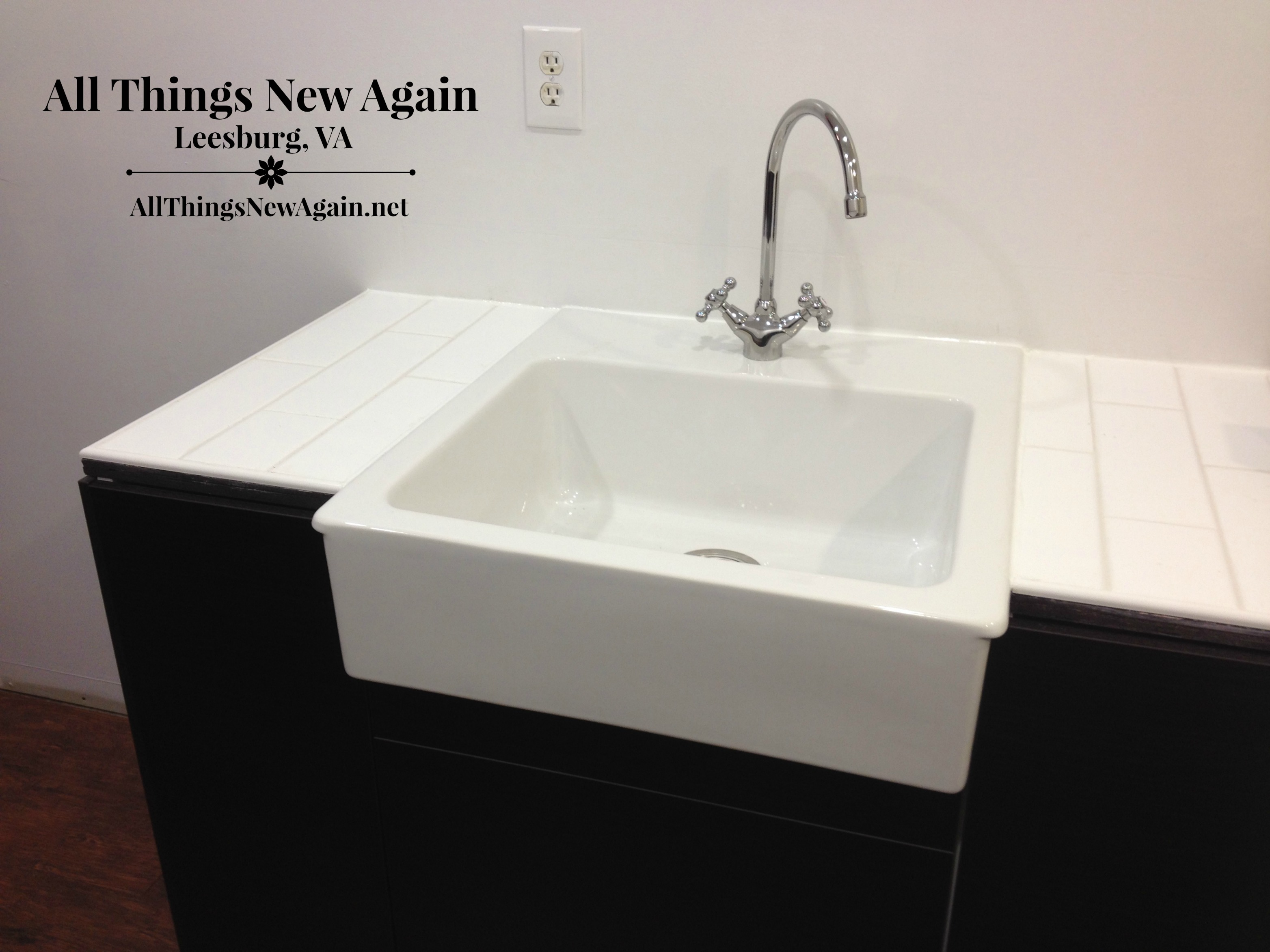 Utility Room Sink : ... sink for a laundry room instead of a standard washroom sink