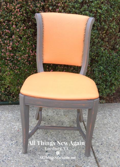 Shag Carpet chair1