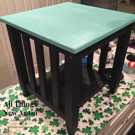 FFFC Geometric Design_table base coat