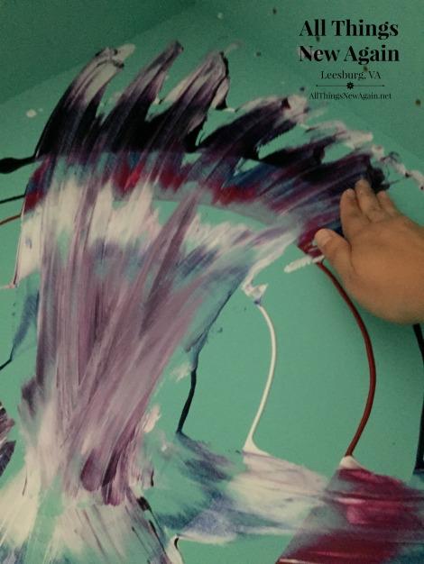 How To Create An Aura Blast Design With Unicorn Spit