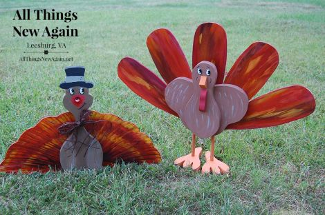 October Turkeys