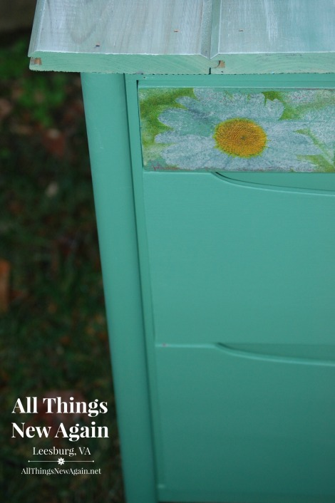 green chest_closeup drawers