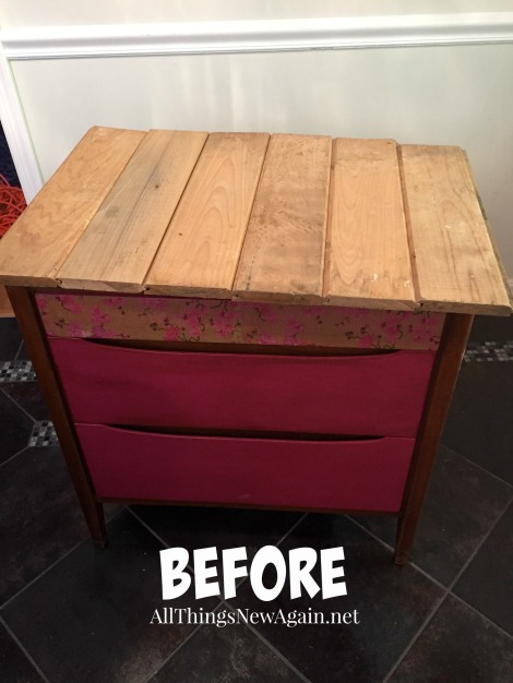 rustic chest_before2