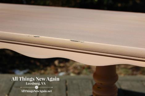 Apricot Tea Rose table_closeup2