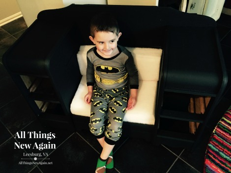 Joey Testing Seat