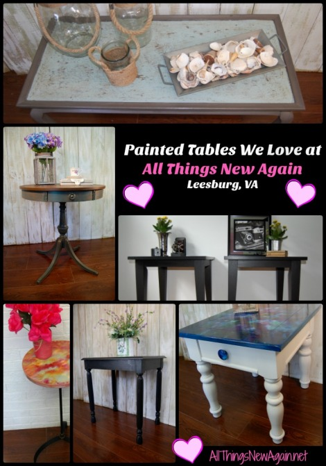Painted Tables We Love_All Things New Again