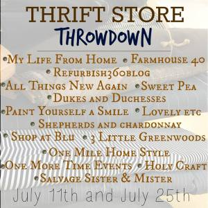 Thriftstore Throwdown