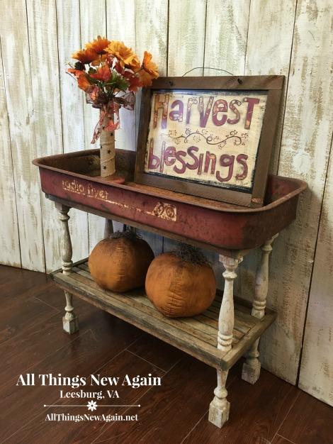 radio-flyer-wagon-table-All Things New Again-Leesburg-Virginia-www.AllThingsNewAgain.net