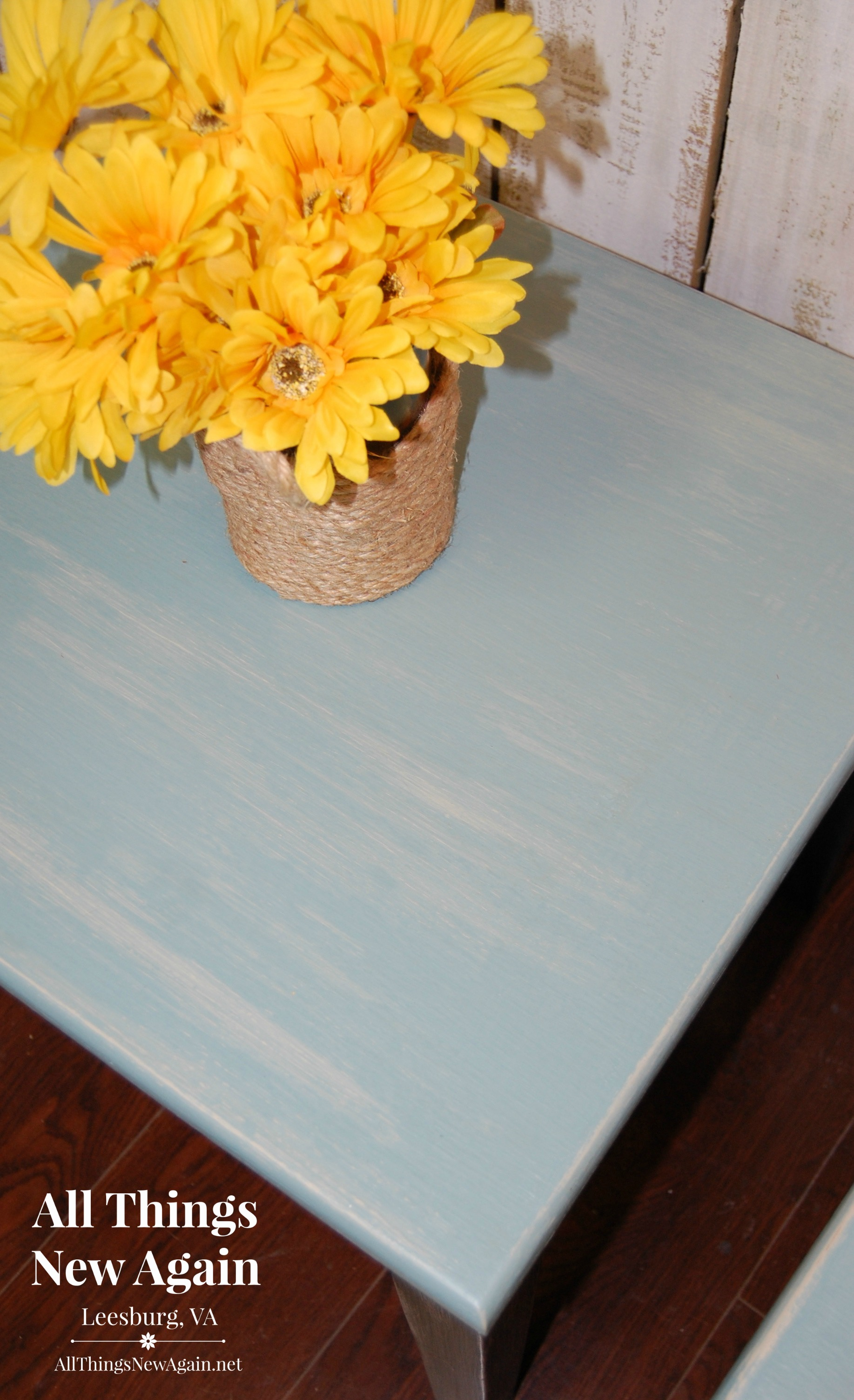Everything About Dixie Belle Paint Is Easy Peasy Except