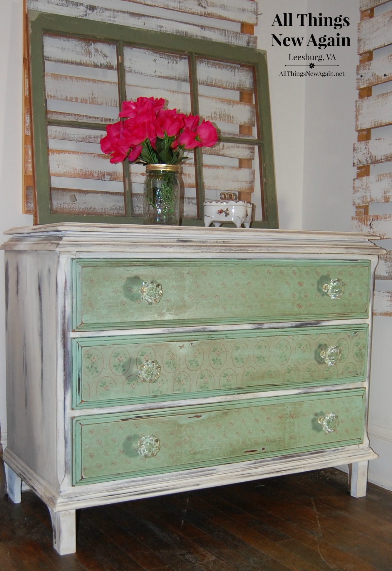 Going Green Our Favorite Green Furniture Transformations